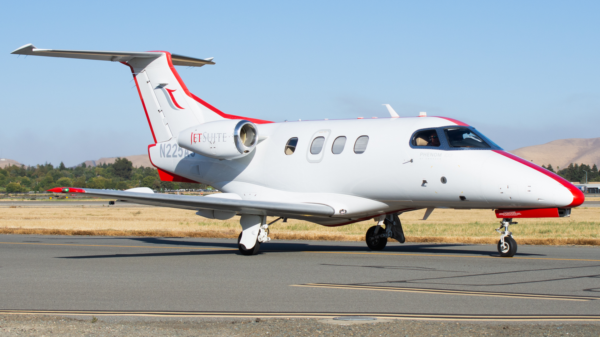 Photo of  - JetSuite EMB-500 at CCR