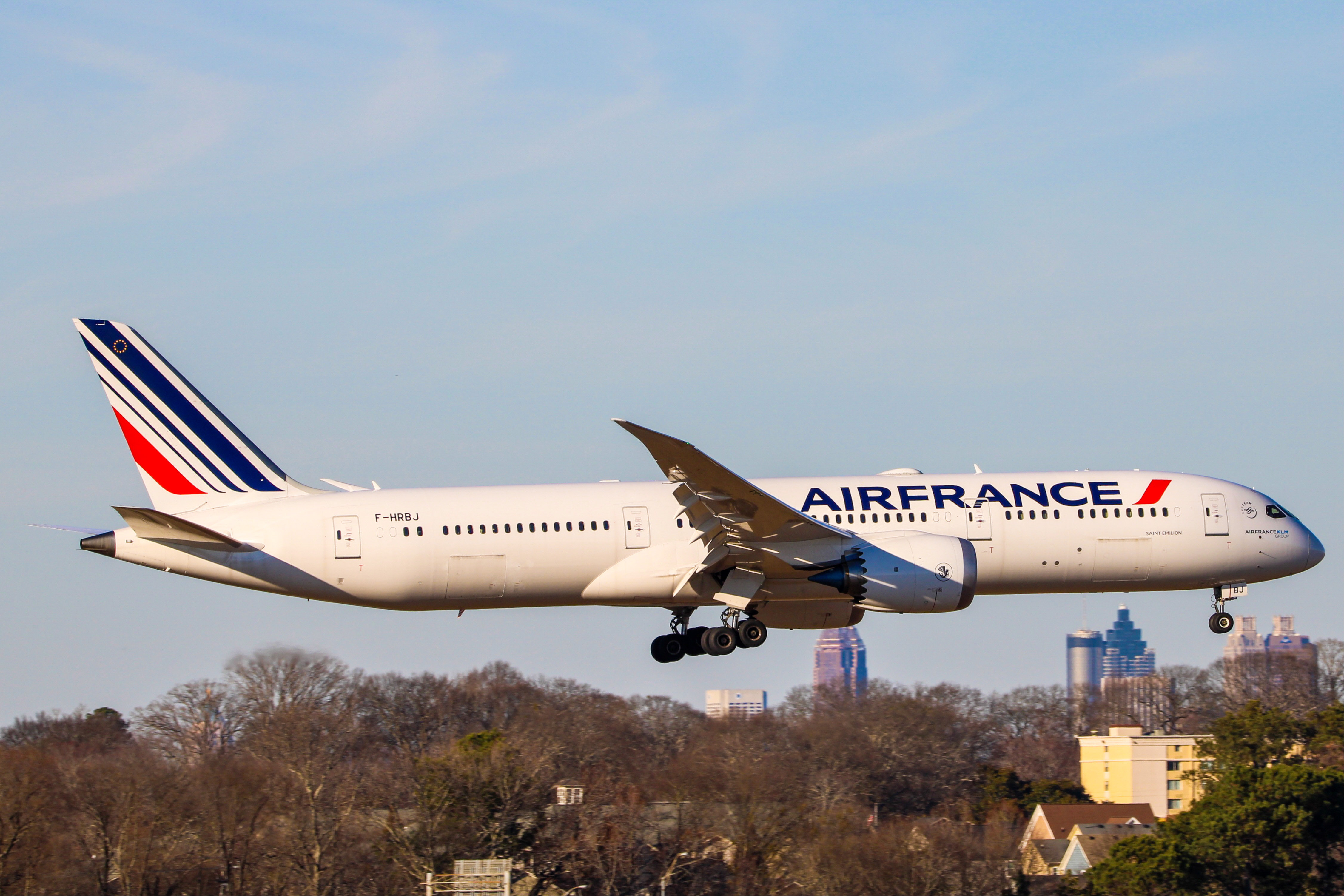 Photo of F-HRBJ - Air France Boeing 787-9 at ATL