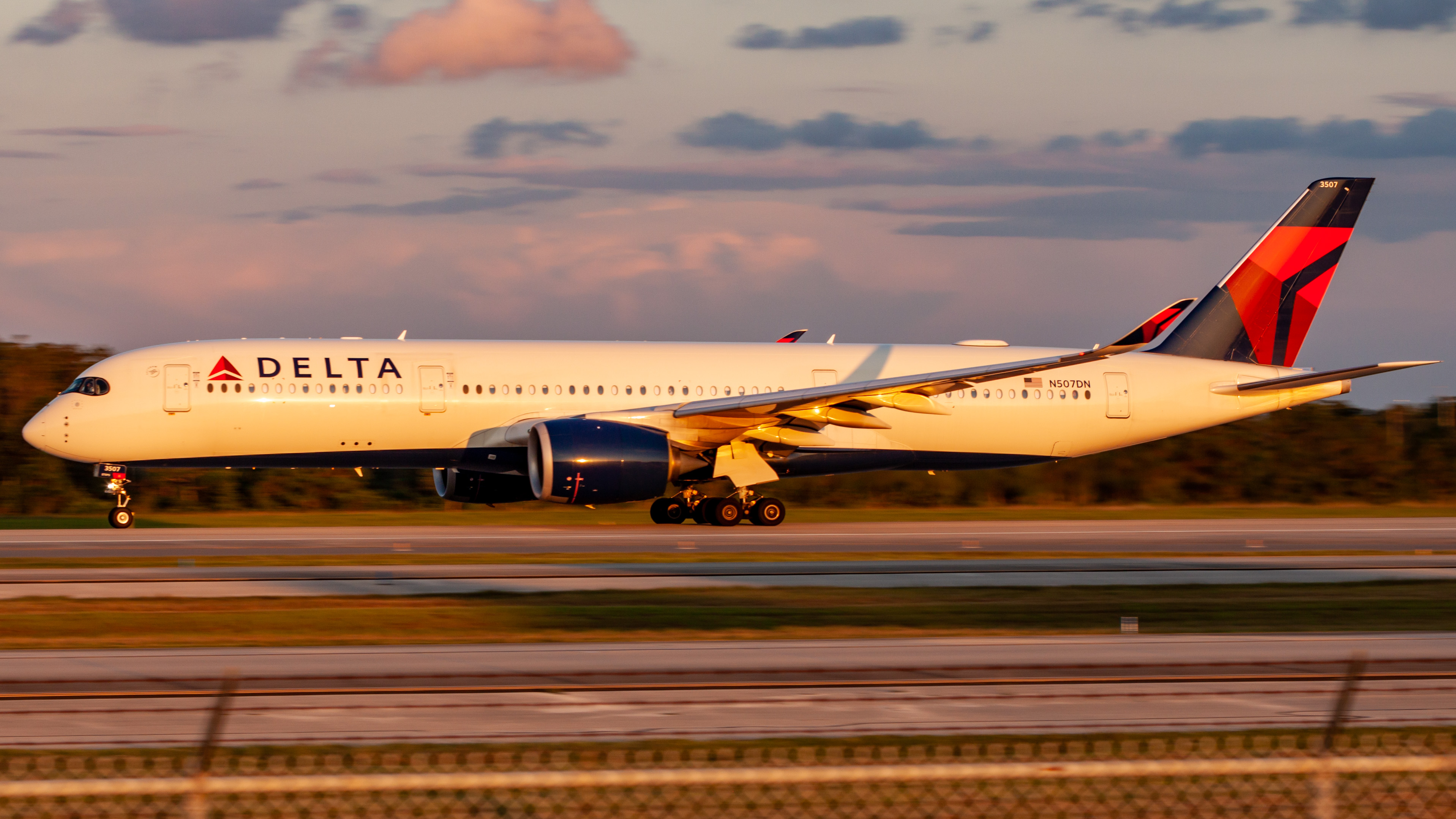 Photo of N507DN - Delta Airlines Airbus A350-900 at MCO
