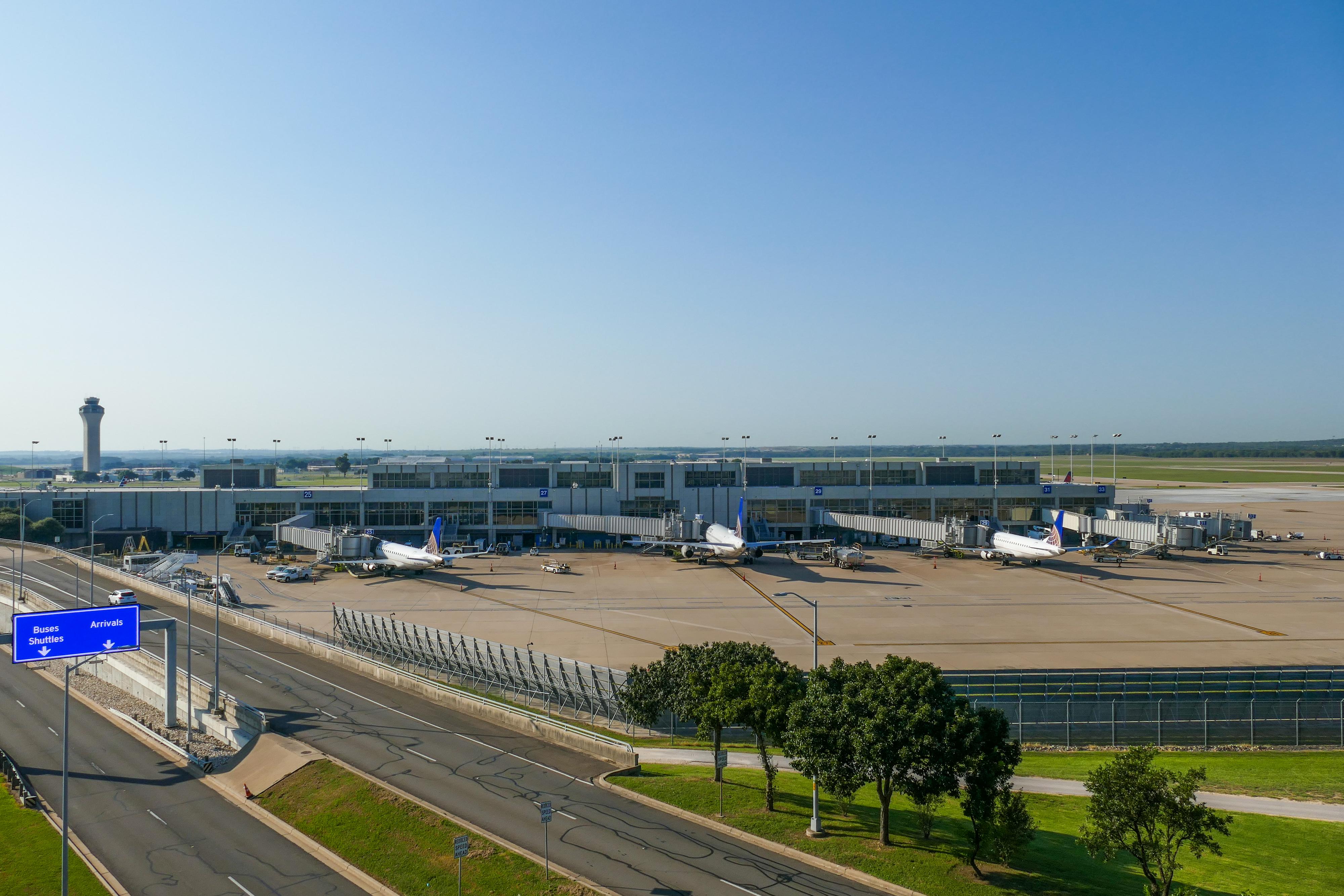 Photo of KAUS - Airport Photo at AUS