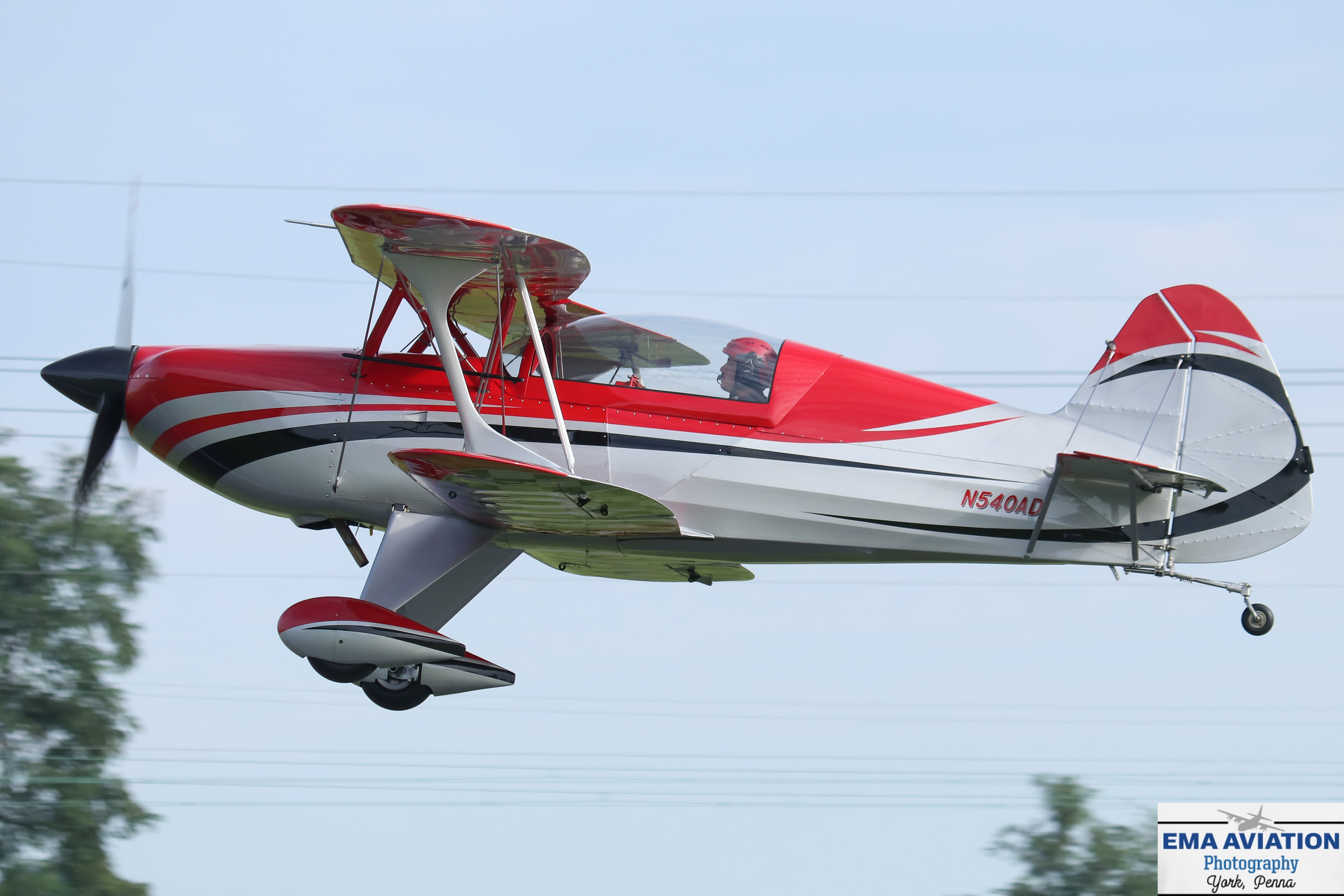 Photo of N540AD - PRIVATE Acroduster Too at S37