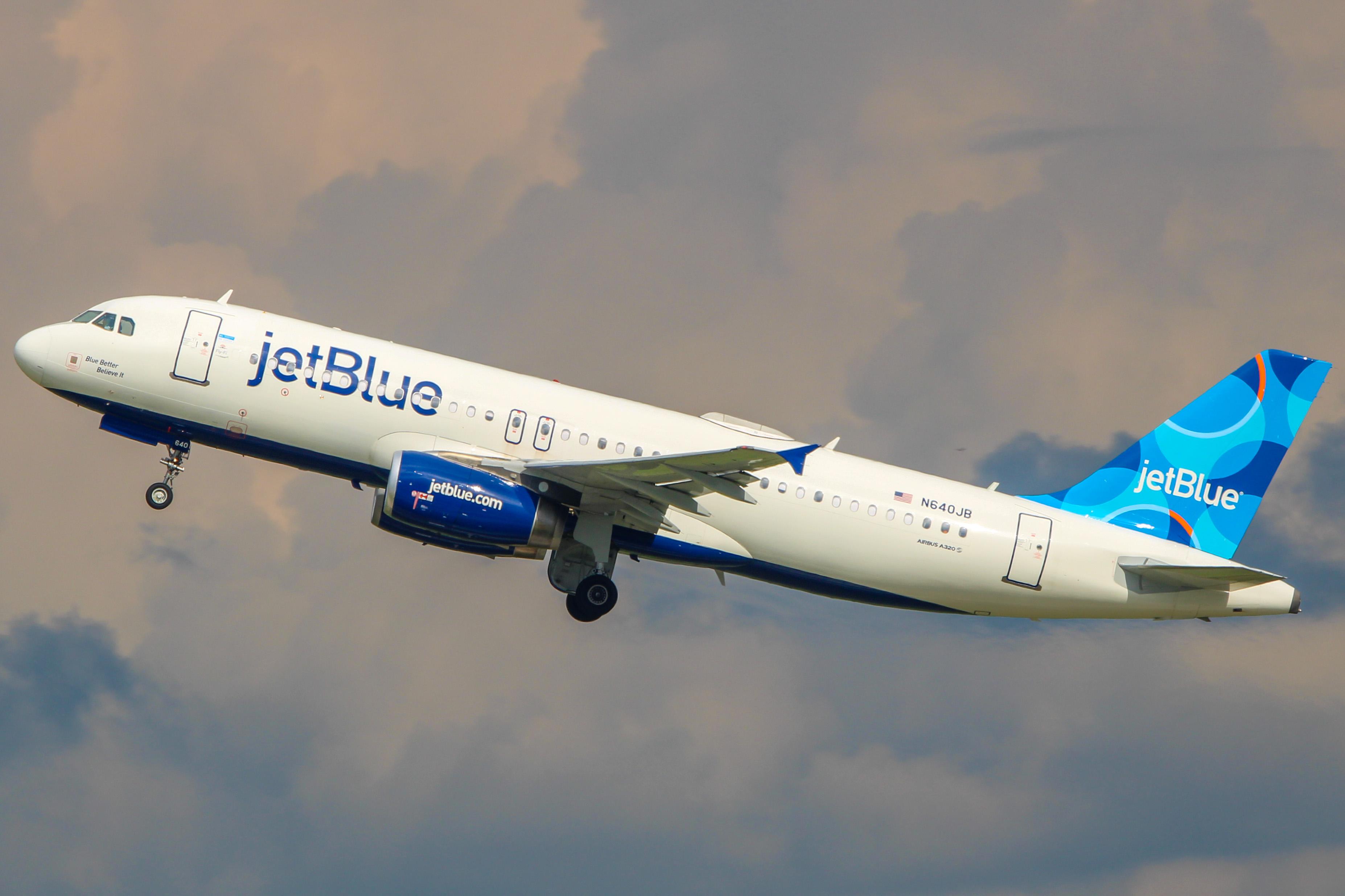 Photo of N640JB - JetBlue Airways Airbus A320 at MCO